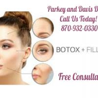 Botox injections at Parkey and Davis DDS